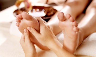 Leg and Feet Signature Massage Therapy Treatment