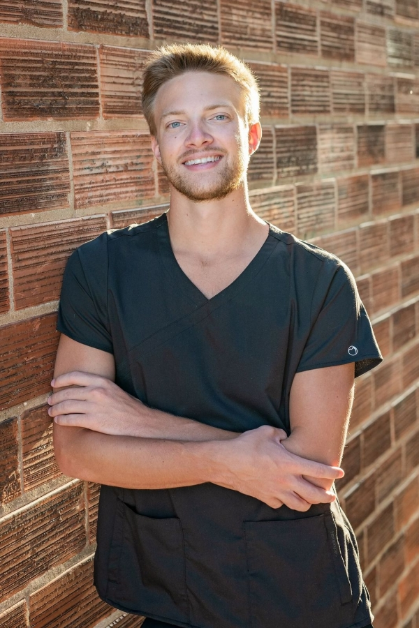 Dawson Poczciwinski ~ Registered Massage Therapist